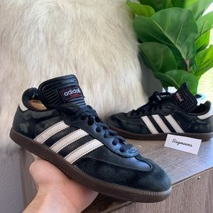 Adidas Samba 034563 Classic Leather Soccer Shoes